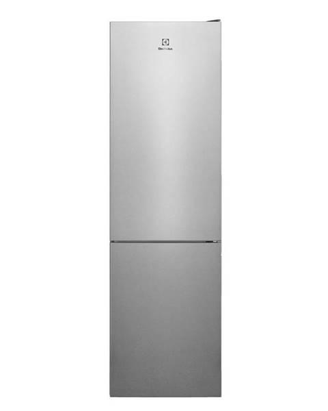 Electrolux Kombinácia chladničky s mrazničkou Electrolux Lnc7me34x1 nerez