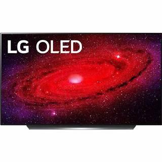 Televízor LG Oled65cx strieborn