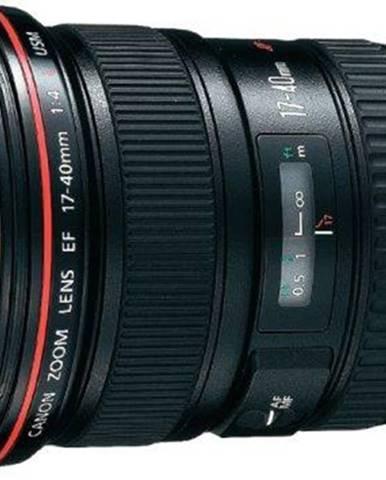 Objektív Canon EF 17-40mm f/4.0 L USM čierny