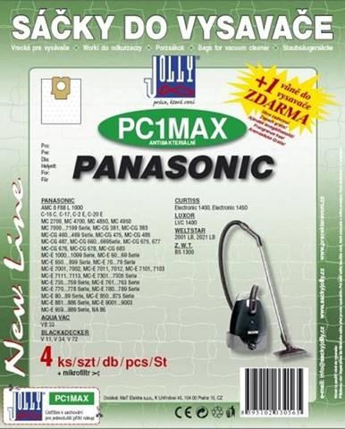 Sáčky pre vysávače Jolly MAX PC 1