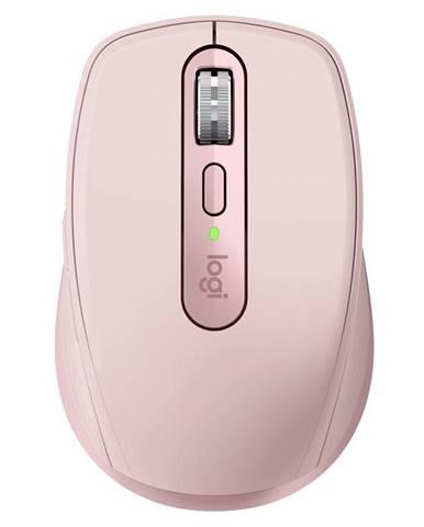 Myš  Logitech MX Anywhere 3 ružová