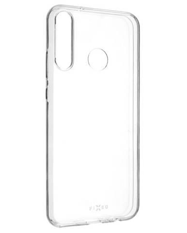 Kryt na mobil Fixed Skin na Huawei P40 Lite e priehľadný