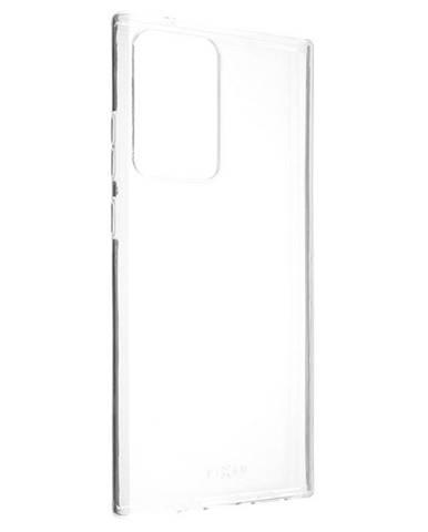 Kryt na mobil Fixed Skin na Samsung Galaxy Note20 Ultra priehľadný