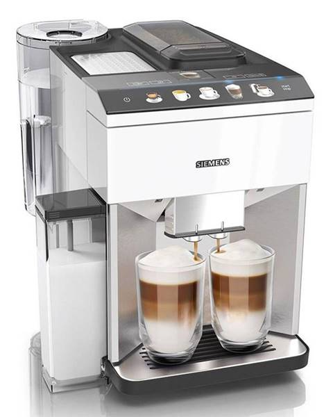 Siemens Espresso Siemens TQ507R02 biele