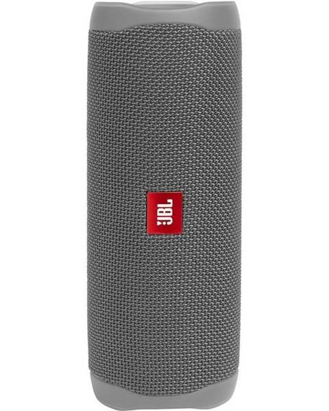 JBL Prenosný reproduktor JBL Flip 5 siv