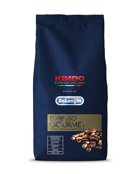 DeLonghi Káva zrnková DeLonghi Gourmet 1 kg