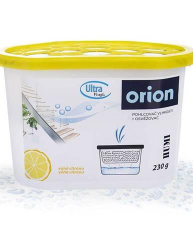 Pohlcovač vlhkosti a osviežovač vzduchu citrón orion 832340