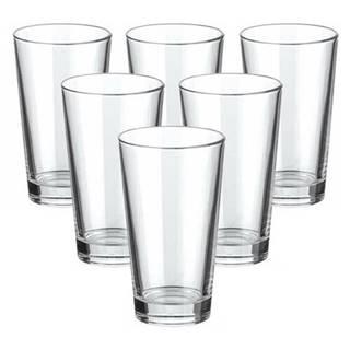 6-dielna sada pohárov, 200 ml