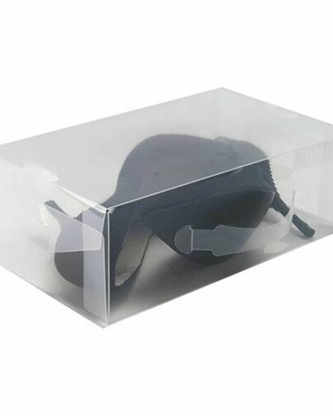 Compactor Compactor Úložný box na topánky M, 18 x 34 x 10 cm