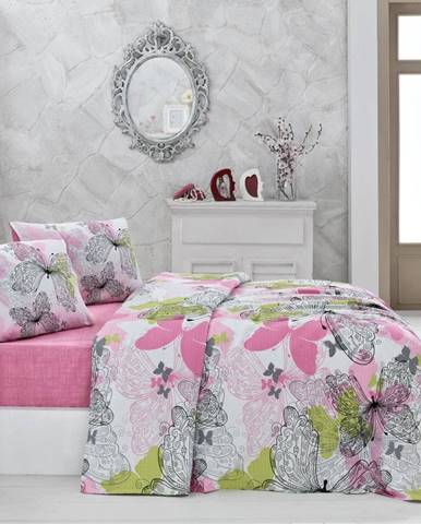 Ľahká bavlnená prikrývka cez posteľ Belinda, 200×230cm