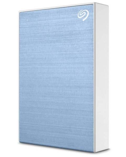 Seagate Externý pevný disk Seagate One Touch 5TB modrý