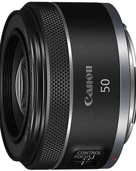 Canon Objektív Canon RF 50 mm F/1.8 STM čierny