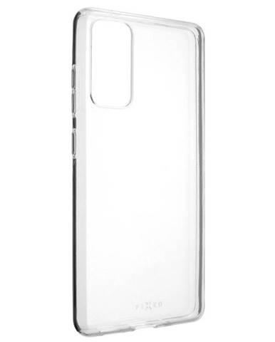 Kryt na mobil Fixed na Samsung Galaxy S20 FE/FE 5G priehľadný