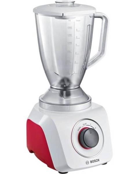 Bosch Stolný mixér Bosch Mmb21p0r biely/červen