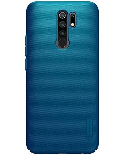 Nillkin Kryt na mobil Nillkin Super Frosted na Xiaomi Redmi 9 modr