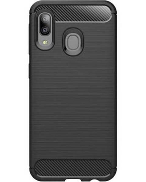 WG Kryt na mobil WG Carbon na Samsung Galaxy A20e čierna