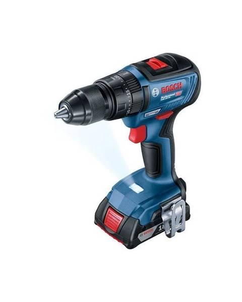 Bosch Aku vŕtačka Bosch Gsb18v50+2x2.0+Lcase 0.601.9H5.100