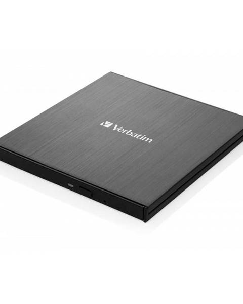 Verbatim Externá Blu-ray napaľovačka Verbatim Blu-ray Slimline USB 3.1 Gen 1