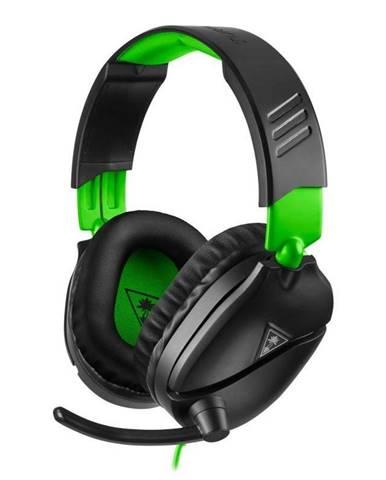 Headset  Turtle Beach Recon 70X pro Xbox One, PS4, Nintendo čierny