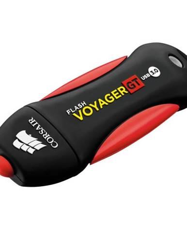 USB flash disk Corsair Voyager GT 32GB čierny/červený