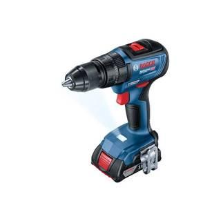 Aku vŕtačka Bosch Gsb18v50+2x2.0+Lcase 0.601.9H5.100