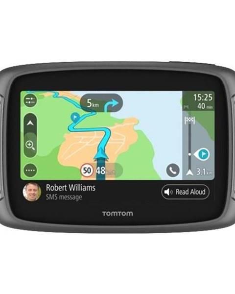Tomtom Navigačný systém GPS Tomtom Rider 500, Europe Lifetime mapy