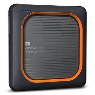 Sieťové úložište Western Digital My Passport Wireless SSD 250GB