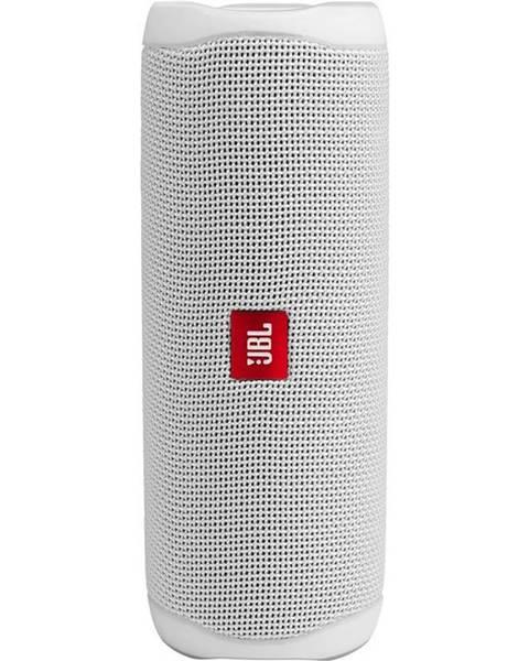 JBL Prenosný reproduktor JBL Flip 5 biely