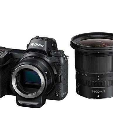 Digitálny fotoaparát Nikon Z6 + 14-30 + adaptér bajonetu FTZ KIT