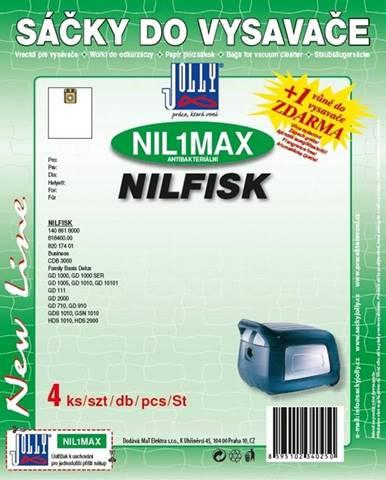 Sáčky pre vysávače Jolly NIL 1 MAX sáčky Nilfisk