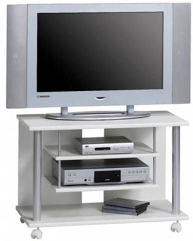 TV stolík Typ 1898, biely%