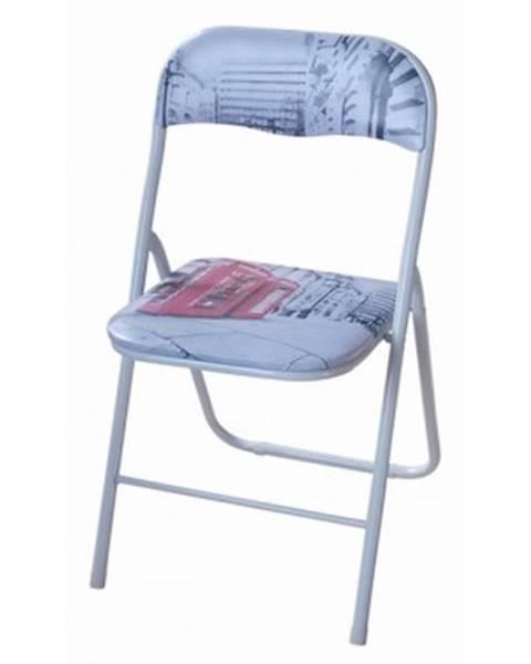ASKO - NÁBYTOK Skladacia stolička JM-JOO75%