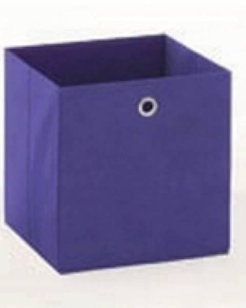 ASKO - NÁBYTOK Úložný box Mega 3, modrý%