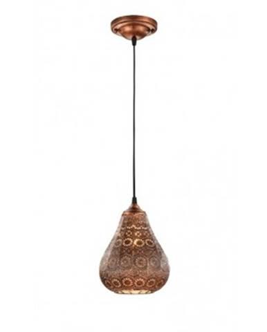 Stropná lampa Jasmin 3037010162, medená%
