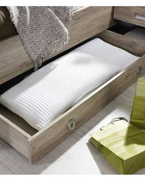 ASKO - NÁBYTOK Úložná zásuvka pod posteľ Gandra%