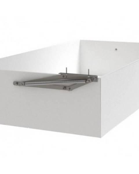 ASKO - NÁBYTOK Úložný priestor pod posteľ Mega 90x200 cm, biela%