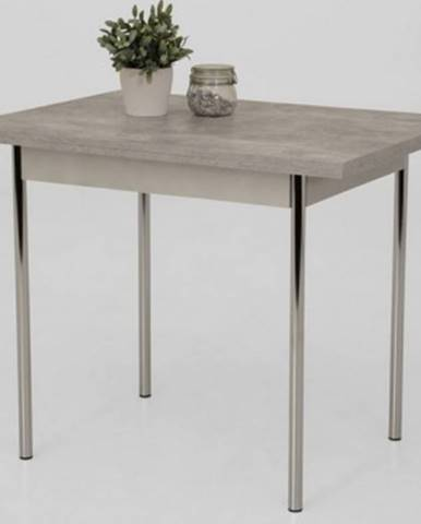 Jedálenský stôl Bonn I 90x65 cm, beton%