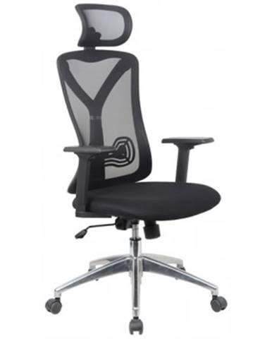 Kancelárske kreslo Airmax, čierne%