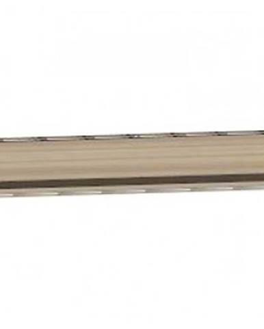 Nástenná polica One MP90, dub sonoma, šírka 90 cm%