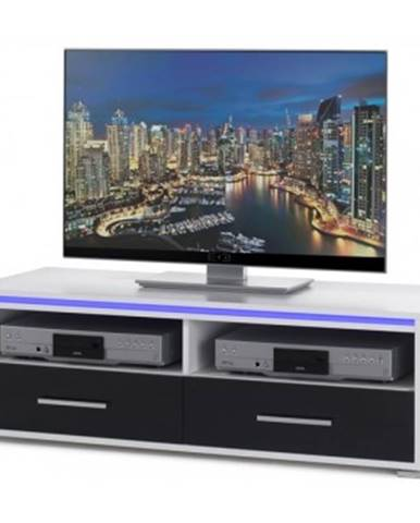 TV skrinka Blue Line 1, s osvetlením%
