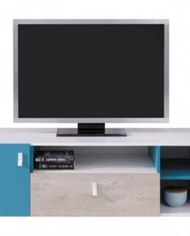 TV stolík/nízka skrinka Planet 10%