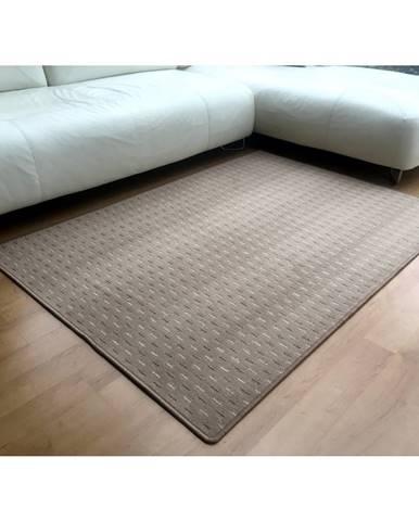 Vopi Kusový koberec Valencia béžová, 140 x 200 cm
