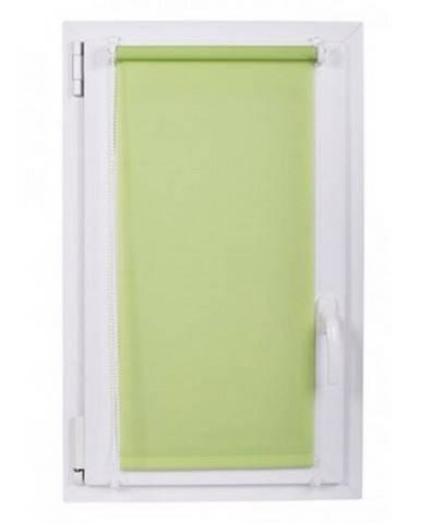 Egibi Roleta MINI Rainbow Line zelená, 68 x 210 cm