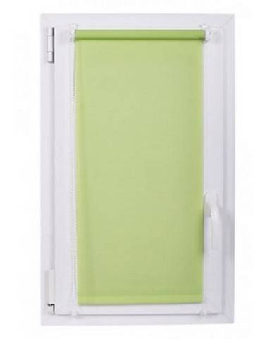 Egibi Roleta MINI Rainbow Line zelená, 97 x 150 cm