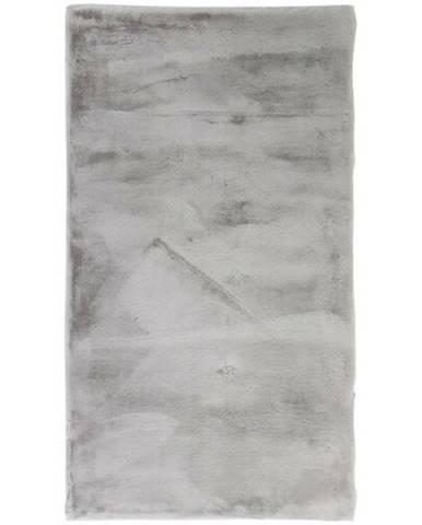 Kúpeľňová predložka Rabbit New grey, 40 x 50 cm