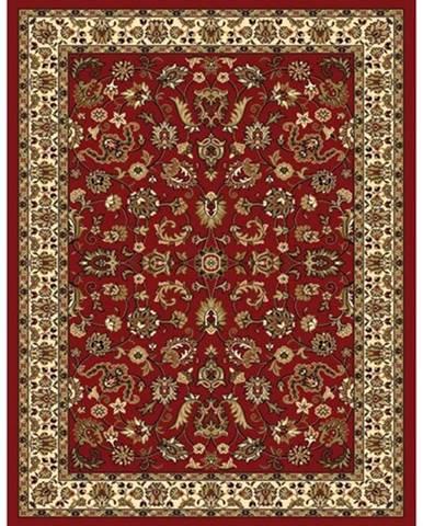 Spoltex Kusový koberec Samira 12002 red, 60 x 110 cm