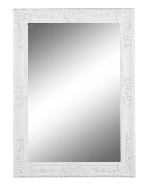 Tempo Kondela Zrkadlo biely rám MALKIA TYP 9 poškodený tovar