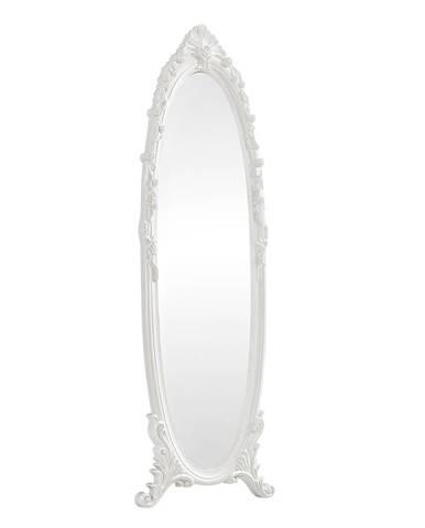 Stojanové zrkadlo biela ANTIME