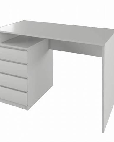 PC stôl biela HANY NEW