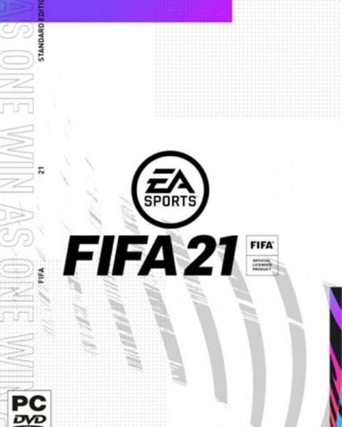AT Computers PC hra - FIFA 21